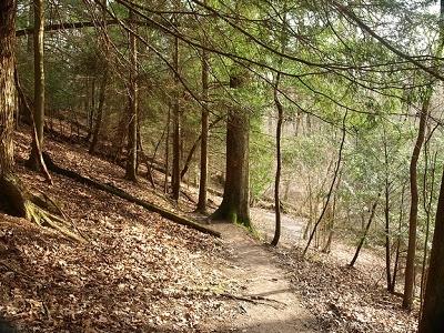 View Hocking Hills State Park - Ohio