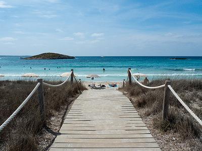 View Ibiza Coast - Balearic Islands - Spain