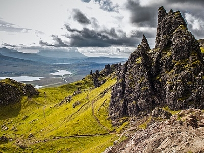 View Isle Of Skye - Scotland