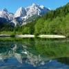 View Julian Alps - Jasna Lake