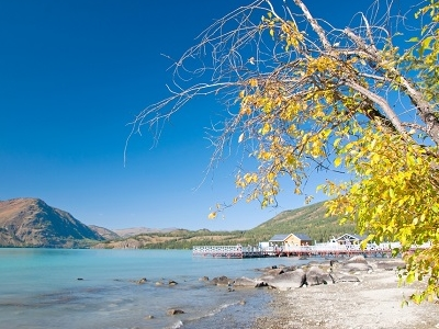 View Kanas Lake - Xinjiang