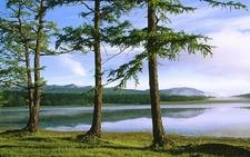 View Khovsgol Nuur Lake