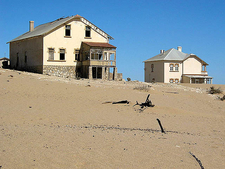 View Kolmanskop Ghost Town