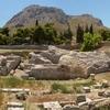 View Korinth Ruins