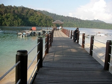 View Kota Kinabalu Dock