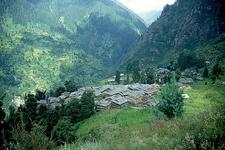 View Kullu In Himachal Pradesh