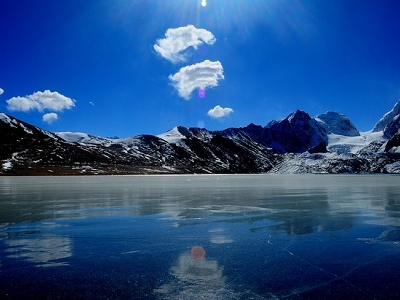 View Lake Gurudongmar In North Sikkim