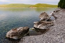 View Lake Hovsgol
