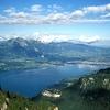 View Lake Thun From Niederhorn