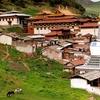 View Langmusi Town