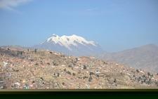 View La Paz - Bolivia