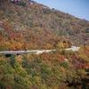 View Linn Cove Viaduct NC & Grandfather Mountain