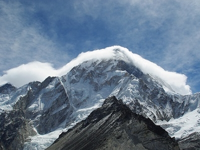 View Lobuche Peak - Everest Region Nepal