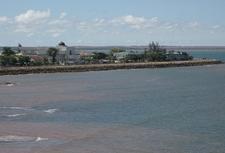 View Mahajanga Coastline
