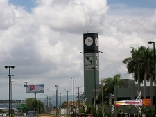 View Managua Clock Tower