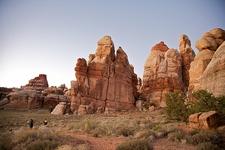 View Maze UT Canyonlands NP