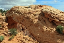 View Mesa Arch In Canyonlands UT