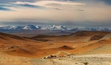 View Mongolia Landscape