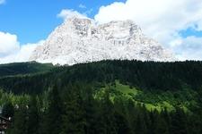 View Monte Civetta In The Dolomites