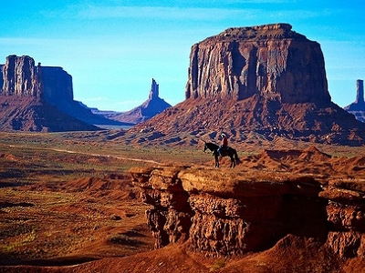 View Monument Valley In Arizona