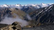 View Mount Aspiring NP Landscape - South Island NZ