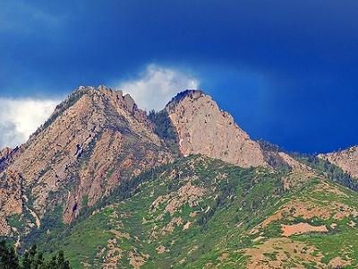 View Mount Olympus UT Salt Lake City