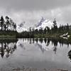 View Mount Shuksan & Picture Lake WA