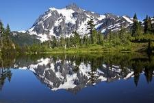 View Mount Shuksan WA