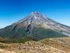 View Mount Taranaki - North Island NZ