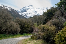 View National Park Aoraki / Mount Cook - Southland NZ