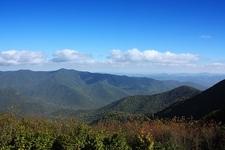 View NC Blue Ridge Mountains