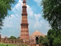 Private Walking Tour: South Delhi Heritage Including Qutub Minar & Mehrauli Archaeological Park
