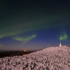 View Northern Lights From Ruka - North Finland