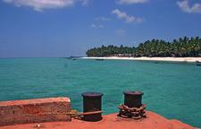 View Of Agatti Island