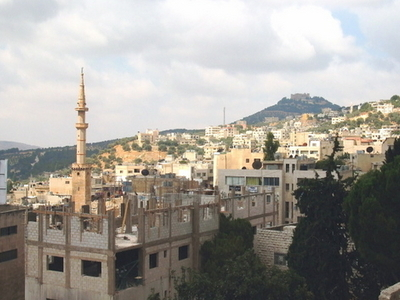 Downtown Ajloun