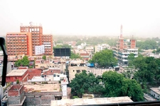 View Of Allahabad City From Civil Lines