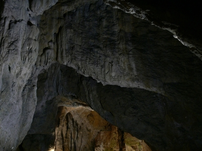 View Of Bacho Kiro Cave