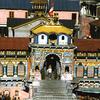 View Of Badrinath Temple