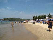 View Of Baga Beach