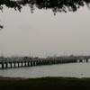 View Of Bedok Jetty From East Coast Park