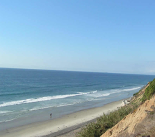 View Of Beacon's Beach