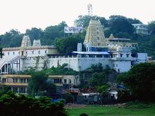 View Of Bhadrachalam Temple