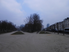 View Of Brussels Park