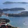 View Of Cavtat From A Hill Above The Town