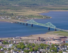 View Of Campbellton