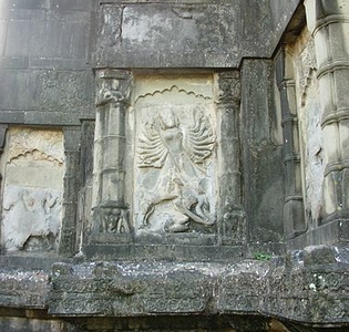 View Of Carving