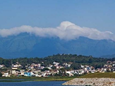 View Of Chikmagalur City