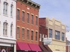 View Of Downtown Bucyrus On South Sandusky Avenue.