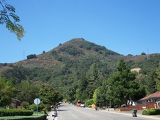 View Of El Toro