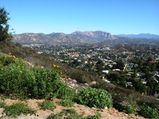 View Of El Capitan From Santees Sky Ranch